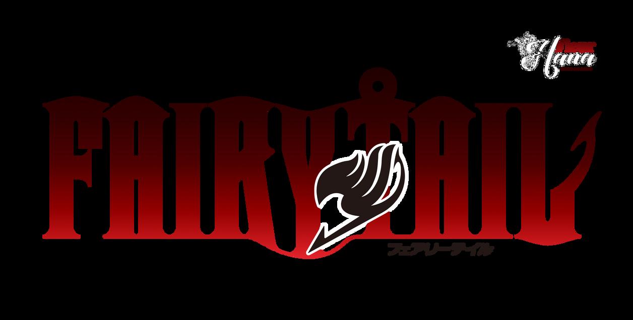 [RENDER] Fairy Tail / Logo by Fleur-Hana on DeviantArt