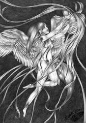 Angel of Undefined Dreams by Natoli