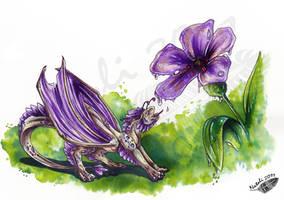 Flower Hatchling by Natoli