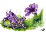 Flower Hatchling