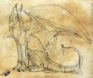 Parade Dragon by Natoli