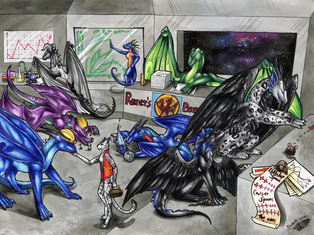 Reaver's Bane Community by Natoli