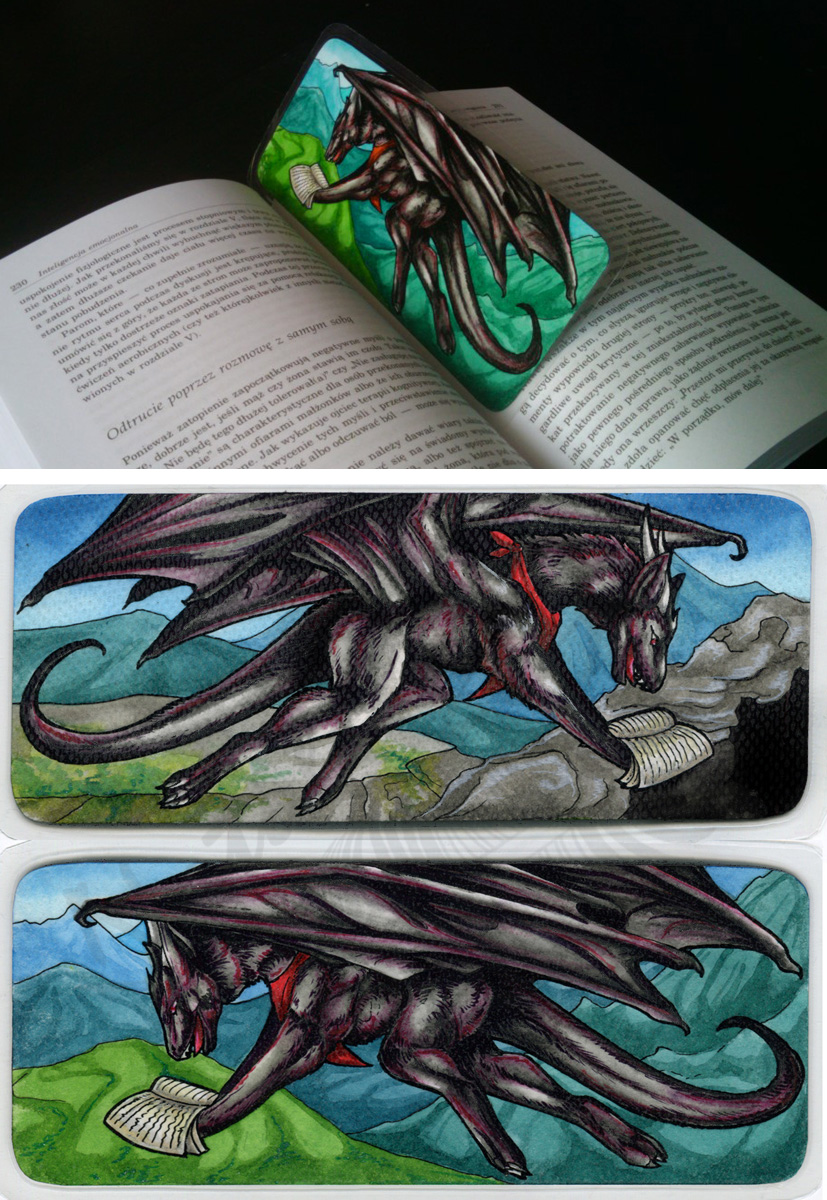 Stargetti Bookmark by Natoli