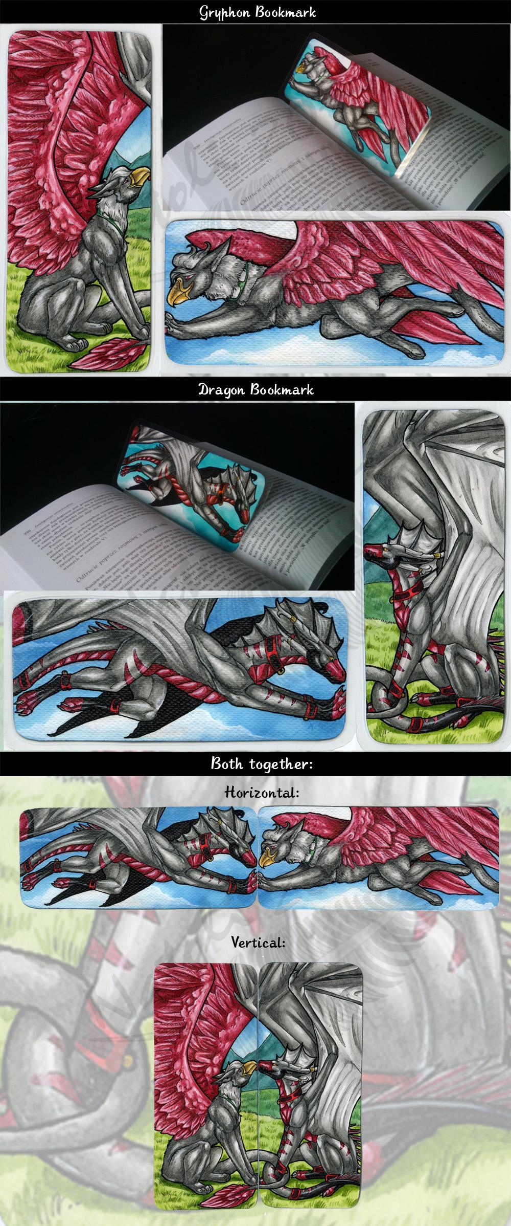 Luane Bookmarks by Natoli