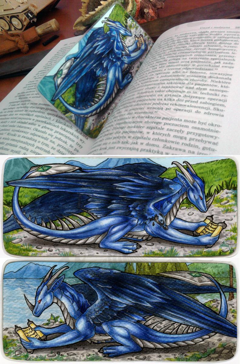Safyras Bookmark by Natoli