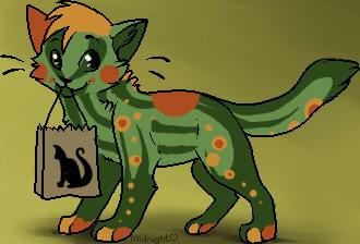 Contest Kitty 3 by Natoli