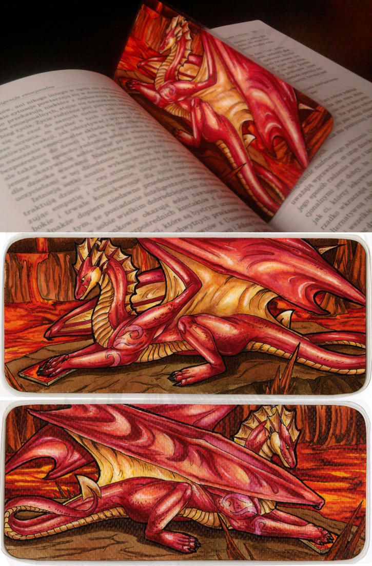 Tonza Bookmark by Natoli