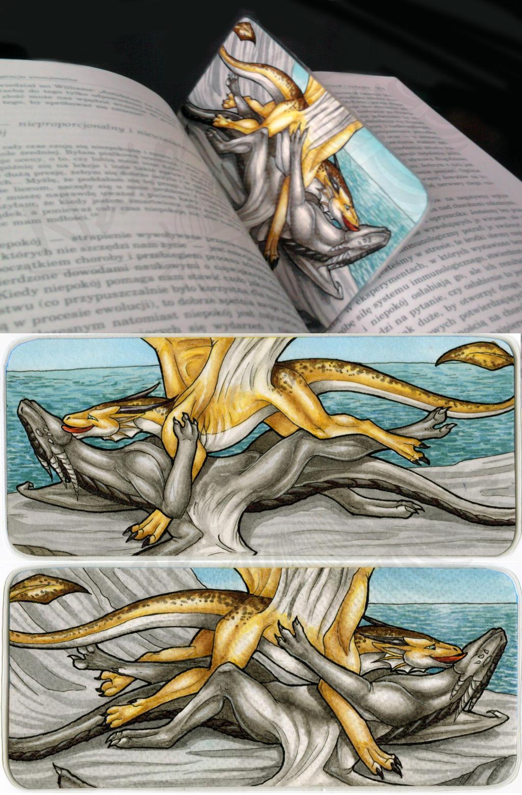 Jasriella Bookmark by Natoli