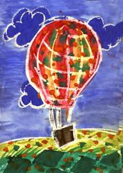 Baloon by Natoli
