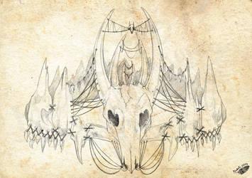 Dragonbone Crown by Natoli