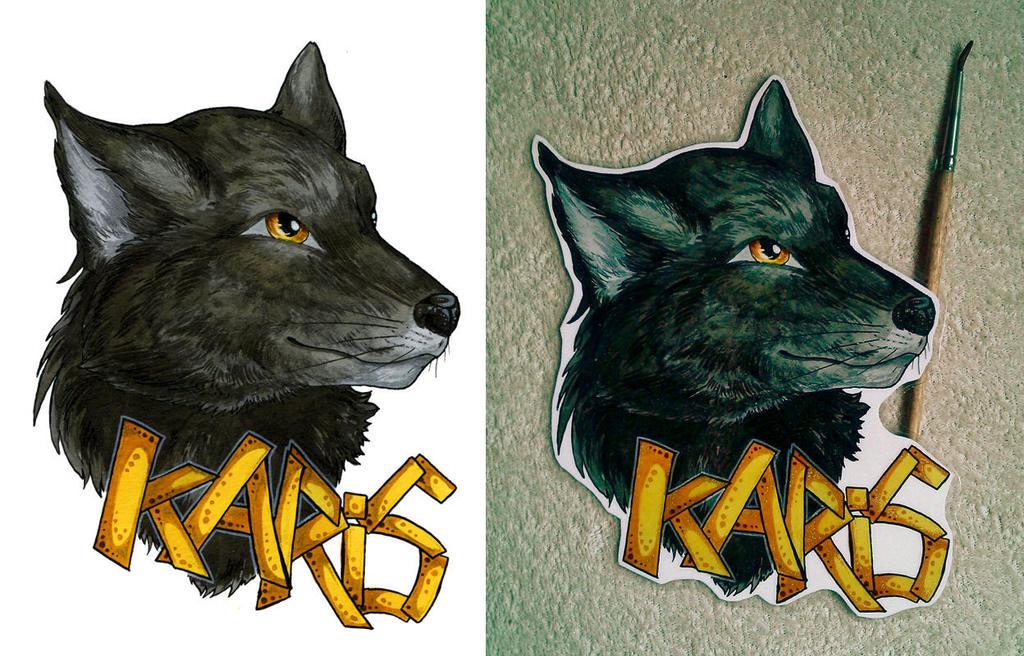 Karis Badge by Natoli