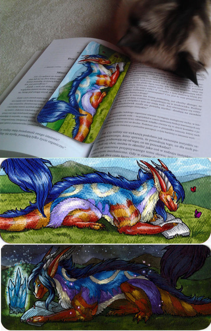 Xeshaire Bookmark by Natoli