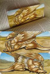 Spihanor Bookmark by Natoli