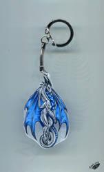 Dragons225's Keychain by Natoli