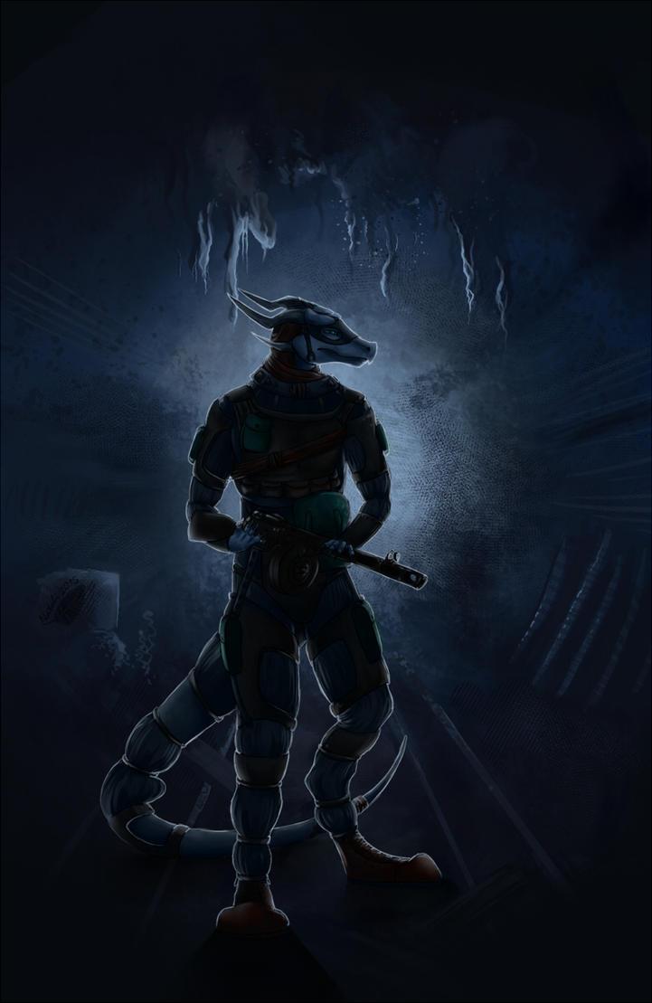 The Explorer by Natoli