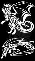 Dragon Tribals
