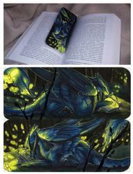 Avelos Bookmark by Natoli