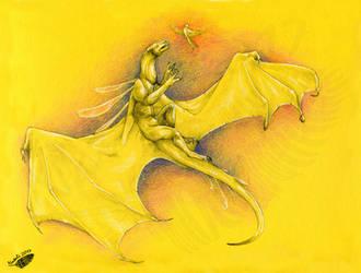 Yellowness by Natoli