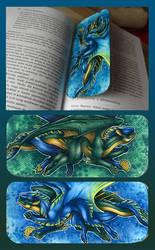 MarLi Bookmark by Natoli