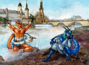 Dresden Play by Natoli