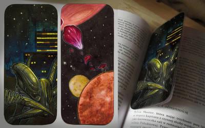 MarLi Bookmark 2 by Natoli