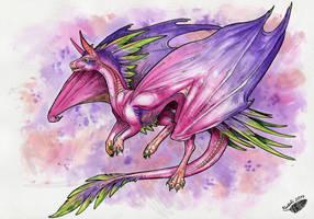 Metallic Pink by Natoli