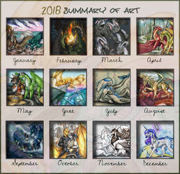 Summary of Art 2018 by Natoli