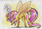 Dragon Fluttershy