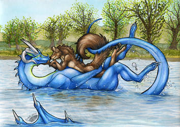 River Float by Natoli