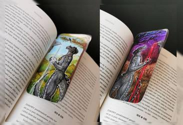 Eleyas Dawn Bookmark