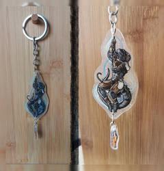 Eleyas Dawn Keychain