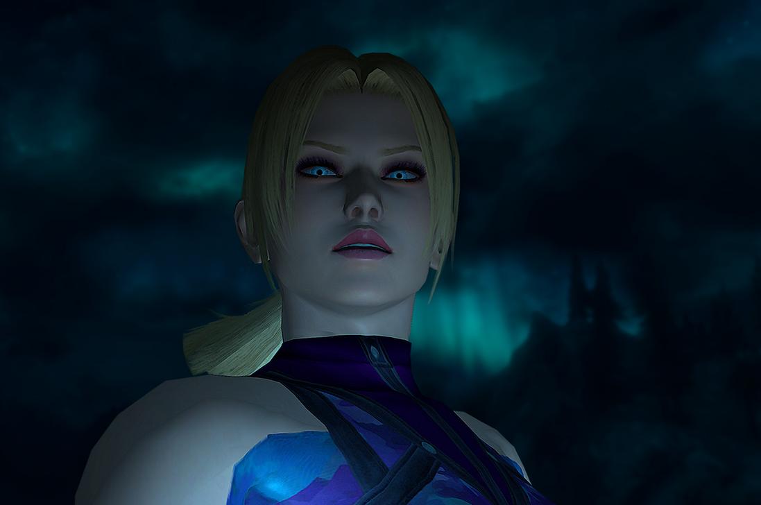 Tekken Revolution - Nina by DOOM4Rus on DeviantArt