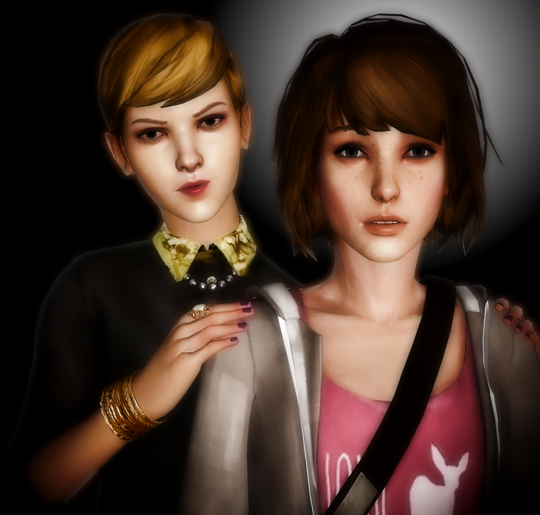 Life Is Strange Victoria Cosplay: Max And Victoria By DOOM4Rus On DeviantArt