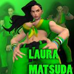 Street Fighter 5 - Laura 3