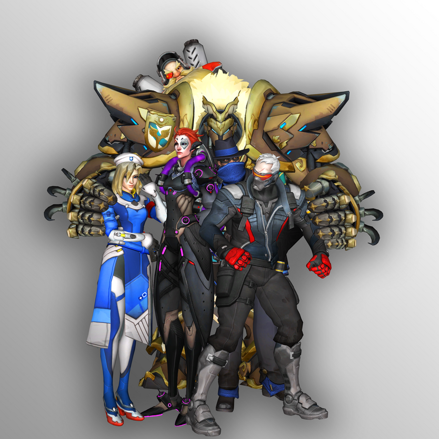 overwatch how to join team chat