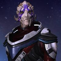 Mass Effect Andromeda - Vetra Nyx