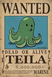Teila: Wanted lol