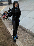 Reika Shimohira Gantz cosplay