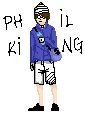 Pixel Phil by PhilRey