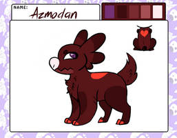 Azmodan | Wyngro | (Approved) by Alfalfa-RP