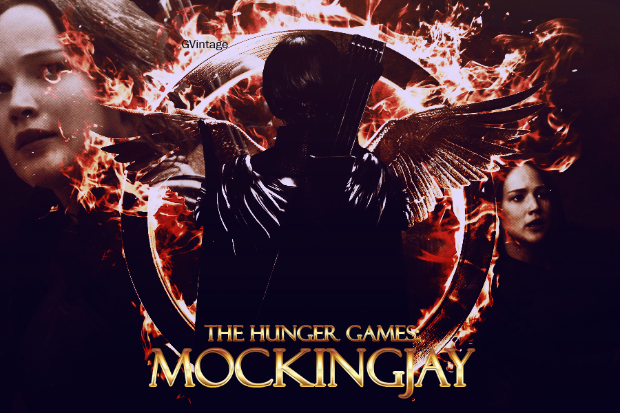 The Hunger Games: Mockingjay - Part 1 by GVintage on ...