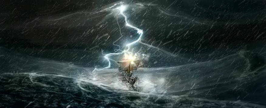 Vikings failed escape by wulfnstein