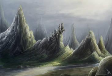 Landscape test by wulfnstein