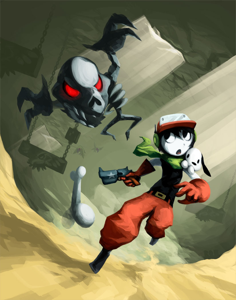 Screens Zimmer 2 angezeig: cave story pc