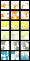 Cuboids Webcomic by FargalEX