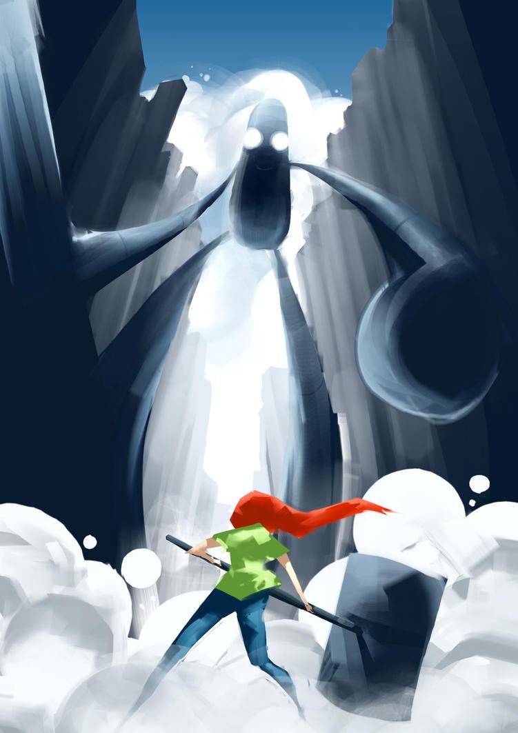 Hammergirl Animatic by FargalEX