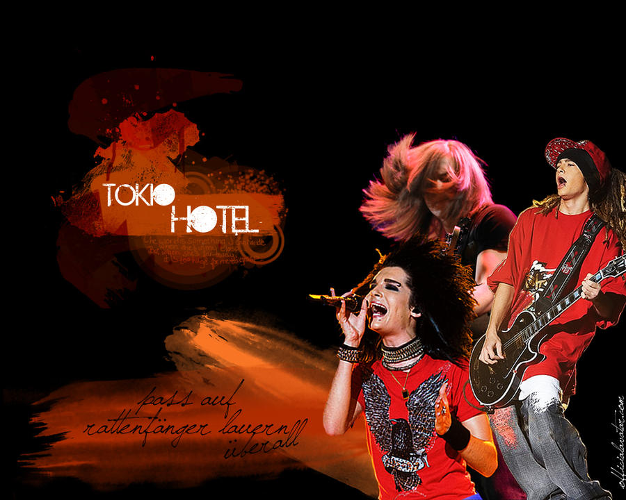 wallpaper hotel. Tokio Hotel Wallpaper by