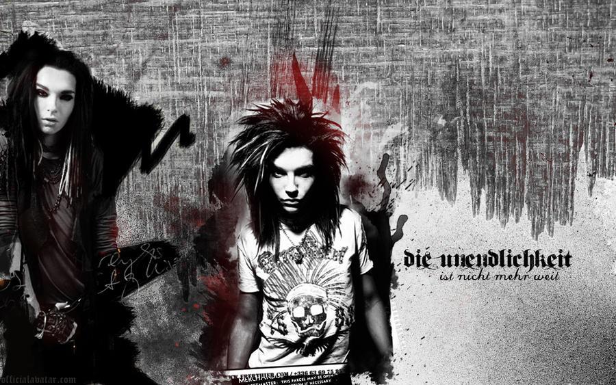 Wallpaper- Tokio Hotel by Nuptaa