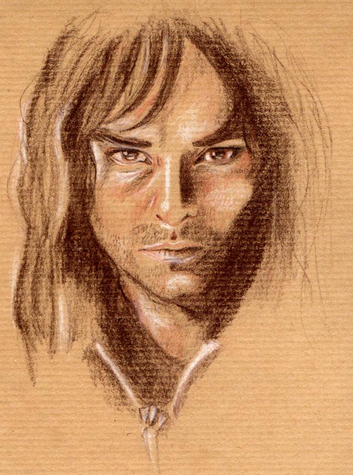 The Hobbit - Kili by Boeli
