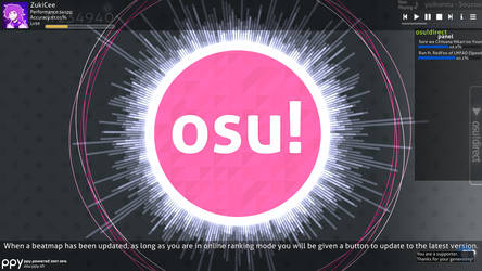 OSU APRIL FOOLS | Too good to be true (2016) by ZukiCee